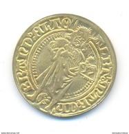 Unknown German States Gold Coin COPY - Monedas En Oro