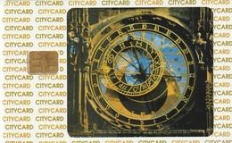 REPUBLICA CHECA. (CITY CARD) 200 Kc, 07.00 - TIRADA 5000. (085) - Czech Republic