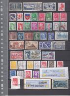 Frankrijk Kleine Verzameling, - Collections