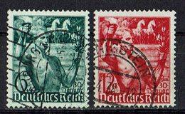 DR 1938 // Mi. 660/661 O - Deutschland
