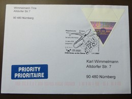 Brief Österreich   2007   WIPA   #cover 4794 - 1945-.... 2. Republik