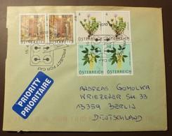 Brief Österreich   2002   Dauerserie Wien #cover 4795 - 1945-.... 2. Republik