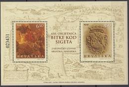 CROATIA 1061-1062,unused,Siget Battle - Croatie