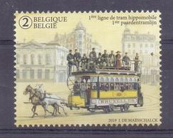 Belgie - 2019 - OBP  - **  150 Jaar - Eerste Paardentramlijn ** - Bélgica