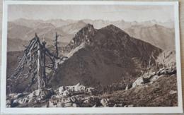 Blick Vom Hirschberg Auf Buchstein Und Karwendelgebirge - Tegernsee