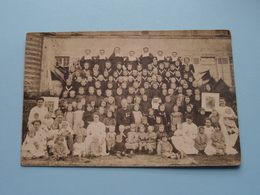 Te IDENTIFICEREN Foto ( Zie Ook Achterzijde ) Anno 19?? ( Zie / Voir Photo ) ! - Christianisme