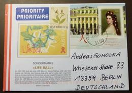 Brief Österreich   2010      Sisi Kaiserin    #cover 4797 - 1945-.... 2. Republik