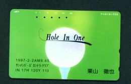 JAPAN - Magnetic Phonecard As Scan (110-239) - Japan