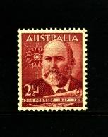 AUSTRALIA - 1949  2 1/2 D  FORREST  MINT NH  SG 233 - Nuovi