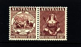 AUSTRALIA - 1950  STAMP PAIR  MINT NH  SG 239/40 - Nuovi