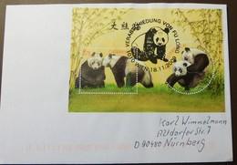 Brief Österreich   2003      Panda      #cover 4798 - 1945-.... 2. Republik