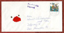Drucksache, Europa Entdeckung Amerika, Wenningstedt Nach Hannover 1992? (75240) - BRD