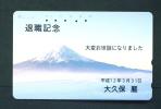 JAPON/JAPAN/GIAPPONE  -  Magnetic Phonecard As Scan (110-226) - Japan