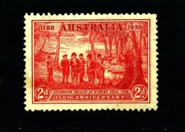 AUSTRALIA - 1937  2d  NSW  MINT NH  SG 193 - Nuovi