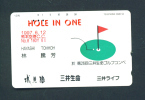 JAPAN  -  Magnetic Phonecard As Scan (110-45) - Japan