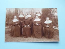 Zusters Van 't Klooster > KASTER (Caster) Maart 1929 ( Fotokaart ) Anno 1929 ( Zie / Voir Photo ) ! - Eglises Et Couvents