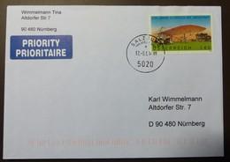 Brief Österreich   2009    Flugfeld  Neustadt   #cover 4804 - 1945-.... 2. Republik