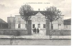 Cpa 77  LA CHAPELLE LA REINE - La Ferte Sous Jouarre