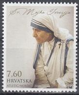 CROATIA 1072,unused,Mother Teresa - Croatie