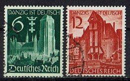 DR 1939 // Mi. 714/715 O - Deutschland