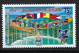 """Nle-Caledonie YT 1111 """" Jeux Du Pacifique """" 2010 Neuf** - Nuevos"""