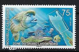 "Nle-Caledonie YT 1116 "" Grand Lagon Nord "" 2010 Neuf** - Nuevos"