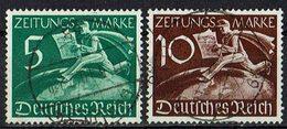 DR 1939 // Mi. 738/739 Z O - Deutschland