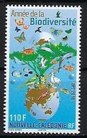 "Nle-Caledonie YT 1117 "" Biodiversité "" 2010 Neuf** - Nuevos"