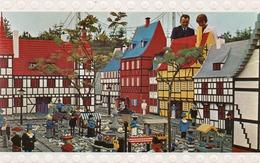LEGOLAND-MINILAND-NON  VIAGGIATA -F.G - Danimarca