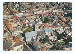 Tournai Vue Aérienne Eglise St Piat - Tournai