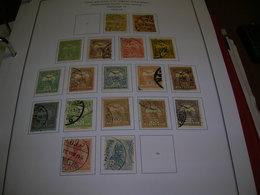Ungheria PO 19013/16   Franz Josef I° Scott.101+102+ See Scan On Scott.Page; - Ungheria