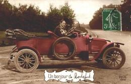 Un Bonjour De ROCHEFORT - Rochefort