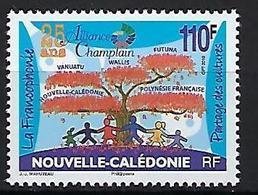 "Nle-Caledonie YT 1092 "" Alliance Champlain "" 2010 Neuf** - Nuevos"