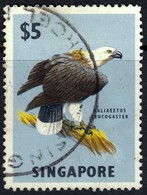 Singapore 1962 $5 SG 77 - Fine Used - Singapore (1959-...)