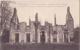 CPA - BARON (Oise) - Manoir Des Fontaines, Propriété D'albéric Magnard - Frankreich