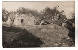 + 2859, FOTO-AK, WK I, Soyécourt (picardisch: Soucourt), Département Somme In Der Region Hauts-de-France - Guerre 1914-18