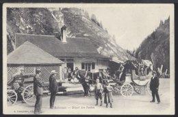 Noirvaux - Dépot Des Postes - Diligence - Postkutsche  - 1904 - VD Vaud
