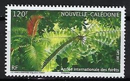 """Nle-Caledonie YT 1130 """" Année De La Forêt """" 2011 Neuf** - Nuevos"""