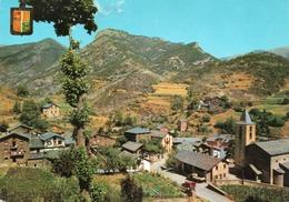 VALLS D ANDORRA-LA MASSANA-VISTA PARCIAL- VIAGGIATA 1963 -F.G - Andorra