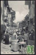 Thun - Markt - Marché - Belebt – Animée - 1908 - BE Berne