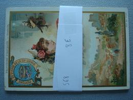 LIEBIG : Princesses D'Espagne Nr 568 - Liebig