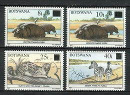 Botswana 1992. Yvert 657-60 ** MNH. - Botswana (1966-...)