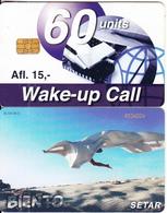 ARUBA(chip) - Biento, CN : 81D, Chip SC8, Tirage %80000, 01/98, Used - Aruba