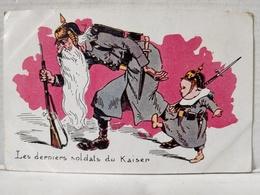 Les Derniers Soldats Du Kaiser - Humor