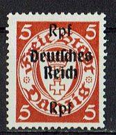 DR 1939 // Mi. 718 ** - Deutschland