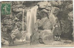 LUNEVILLE LA CASCADE DES BOSQUETS - Luneville