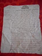 Complant - Morbihan - 22 Prairial De L'an 6 - 10juin 1798 - Vigne - Documents Historiques