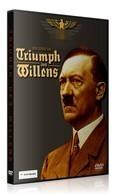 TRIUMPH DES WILLENS - LE TRIOMPHE DE LA VOLONTE - LENI RIEFENSTAHL - HITLER - WW2 DVD NEW ! - Documentary