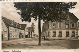 (110)  CPA  Renchen  Rathausplatz - Andere