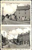 Laneffe - Route De Charleroi & Route De Philippeville (multiphoto Flawinne 1953) - Walcourt